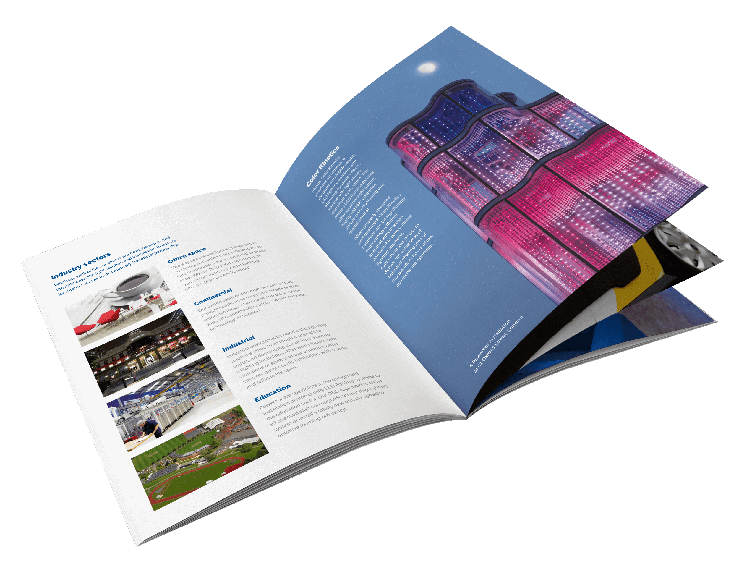 Brochure is an important attribute of any advertising campaign 88