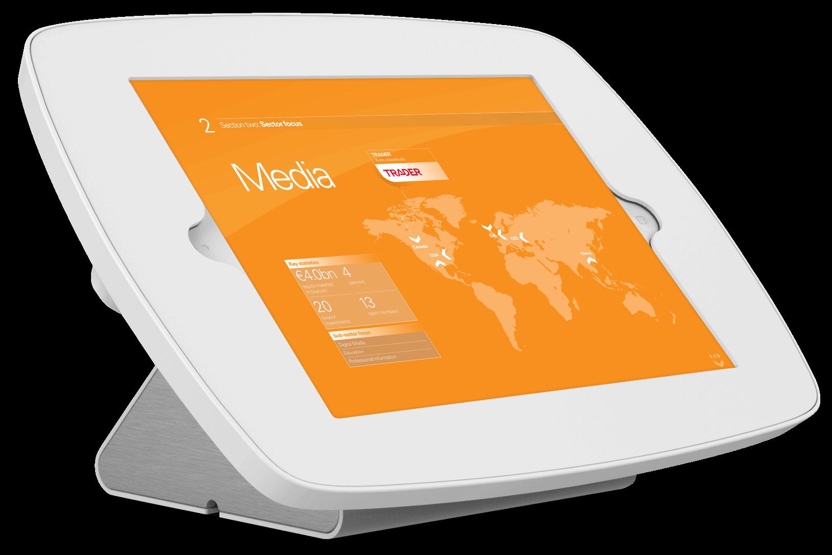iPad Kiosk Application Development | Kiosk Design Agency