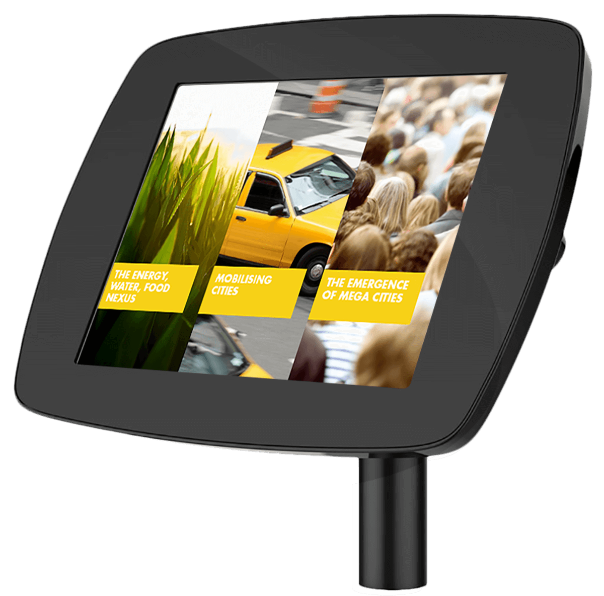 iPad Kiosk Application Development | Kiosk Design Agency