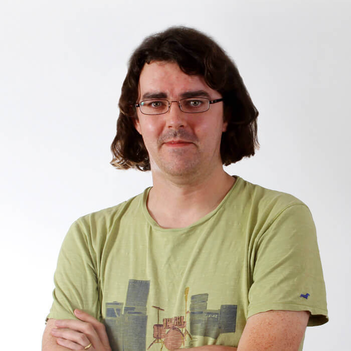 Simon Thacker - Developer